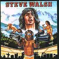 Steve Walsh Schemer-Dreamer Album Cover