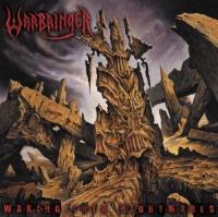 [Warbringer Walking Into Nightmares Album Cover]