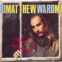 [Matthew Ward CD COVER]