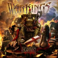 [WarKings Reborn Album Cover]