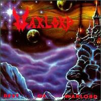 [Warlord Best of Warlord Album Cover]