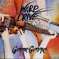 [Warp Drive Gimme Gimme Album Cover]
