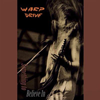 Warp Drive Something to Believe In Album Cover