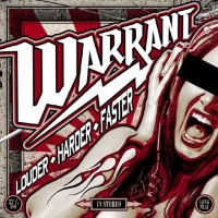 Warrant Louder Harder Faster Album Cover