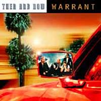 Warrant Then And Now Album Cover