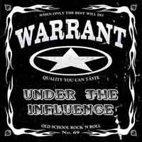 [Warrant Under the Influence Album Cover]