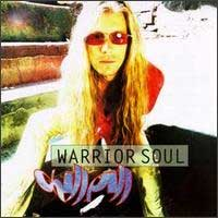 Warrior Soul Chill Pill Album Cover
