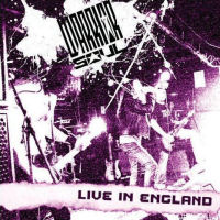 [Warrior Soul Live In England Album Cover]