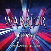 [Warrior Warrior Album Cover]