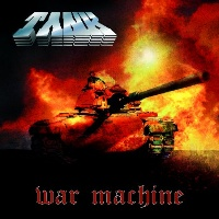 [Tank War Machine Album Cover]