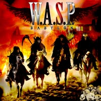 [W.A.S.P. Babylon Album Cover]