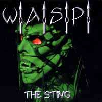 [W.A.S.P. The Sting Album Cover]