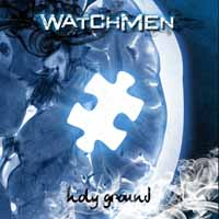 [Watchmen Holy Ground Album Cover]