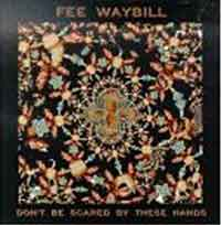 [Fee Waybill Don't Be Scared By These Hands Album Cover]