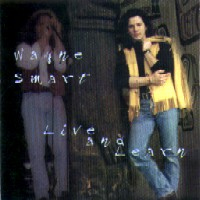 Wayne Smart Live And Learn Album Cover