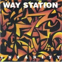 [Way Station Insanity Album Cover]