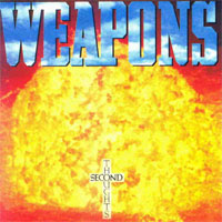Weapons Second Thoughts Album Cover