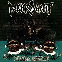[Wehrmacht Shark Attack Album Cover]