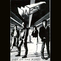 West Out of the Ashes Album Cover
