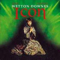 [Wetton-Downes Icon Album Cover]