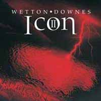 [Wetton-Downes Icon II - Rubicon Album Cover]