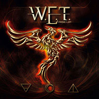 W.E.T. Rise Up Album Cover