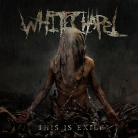 [Whitechapel This is Exile Album Cover]