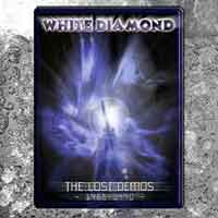 [White Diamond The Lost Demos Album Cover]