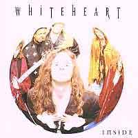 White Heart Inside Album Cover