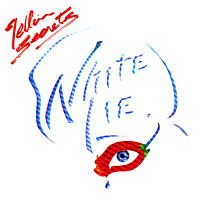 [White Lie Tellin' Secrets Album Cover]