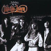 [White Lion Anthology '83-'89 Album Cover]