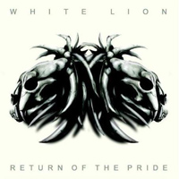 [White Lion Return of the Pride Album Cover]