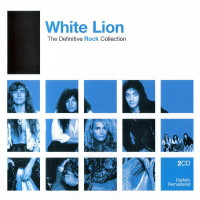 [White Lion The Definitive Rock Collection Album Cover]