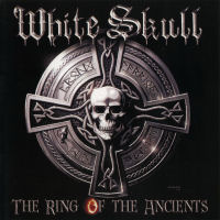 [White Skull The Ring Of The Ancients Album Cover]