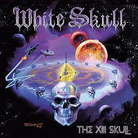 [White Skull The XIII Skull Album Cover]