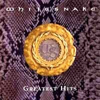 Whitesnake Greatest Hits Album Cover