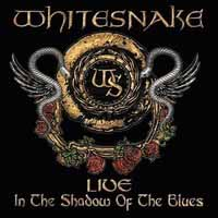 Whitesnake Live In The Shadow Of The Blues Album Cover