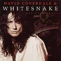 Whitesnake Restless Heart Album Cover