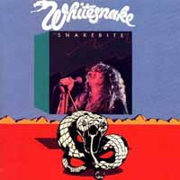 Whitesnake Snakebite Album Cover