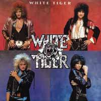 White Tiger White Tiger Album Cover
