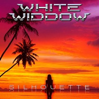 [White Widdow Silhouette Album Cover]