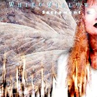 [White Willow Sacrament Album Cover]