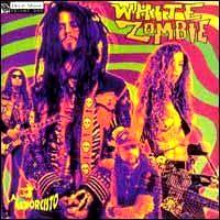 [White Zombie La Sexorcisto: Devil Music Vol. 1 Album Cover]