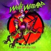 [White Wizzard The Devil's Cut Album Cover]
