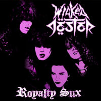 [Wicked Jester Royalty Sux Album Cover]