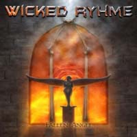 [Wicked Ryhme Fallen Angel Album Cover]