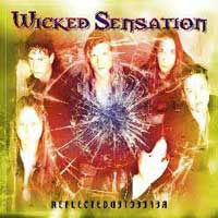 Wicked Sensation Reflected Album Cover