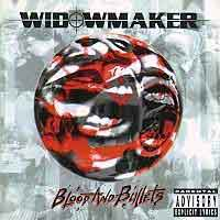 Widowmaker Blood and Bullets Album Cover