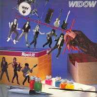 [Widow Rockit Album Cover]
