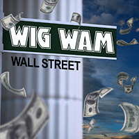 [Wig Wam Wall Street Album Cover]